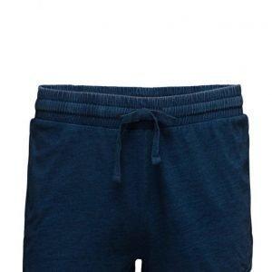 Mango Sports Cotton-Blend Shorts treenishortsit