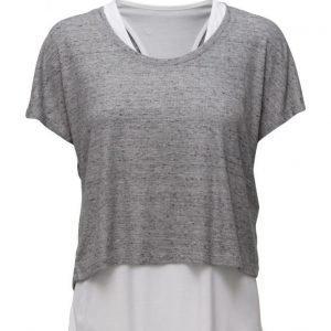 Mango Sports Double-Layered T-Shirt