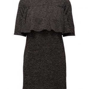Mango Textured Ruffled Dress neulemekko