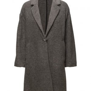 Mango Unstructured Wool Coat villakangastakki