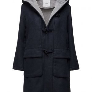 Mango Wool-Blend Duffle Coat villakangastakki