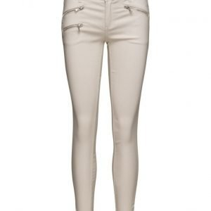 Mango Zip-Pocket Slim-Fit Trousers skinny housut