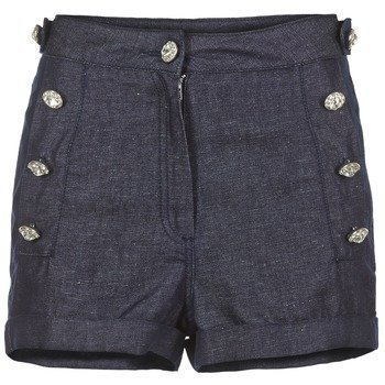 Manoush JEAN bermuda shortsit