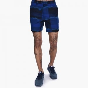 Marc By Marc Jacobs Ikat Plaid Suiting Shorts