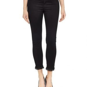 Marc Cain Cropped Skinny / Mid Rise Housut