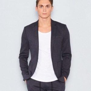Marccetti Dalton Jersey Blazer Grey