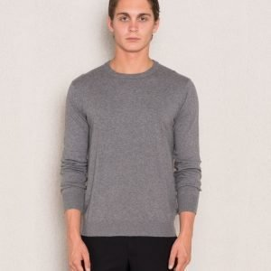 Marccetti Edward O-neck Sweater Grey