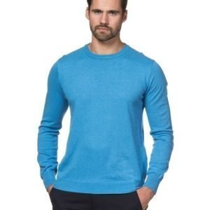 Marccetti Edward O-neck Sweater Lt Blue