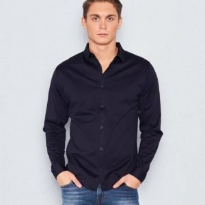 Marccetti Enrique Jersey Shirt Dark Navy