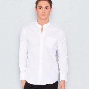 Marccetti Henry Shirt White