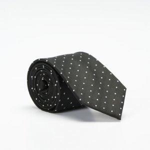 Marccetti Kevin Tie Dot Black