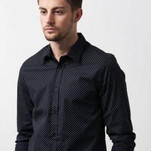 Marccetti Massimo Shirt Black White Dot