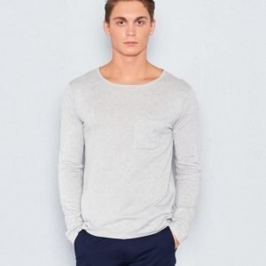 Marccetti Matteo Knitted Sweater Grey Melange