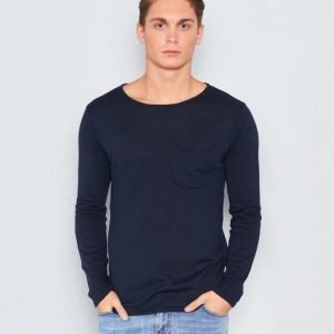 Marccetti Matteo Knitted Sweater Navy