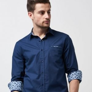 Marccetti Rocco Shirt Navy