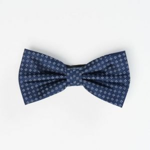 Marccetti Simo Bow Tie Mini Dot Blue