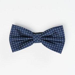 Marccetti Simo Bow Tie Mini Dot Blue