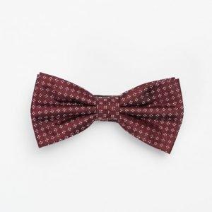 Marccetti Simo Bow Tie Mini Dot Red