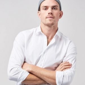 Marccetti Teo Shirt White