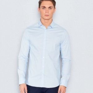 Marccetti Tito Slim Shirt Lt Blue