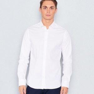 Marccetti Tito Slim Shirt White