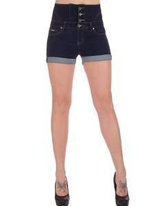 Marcia High Waist Shorts