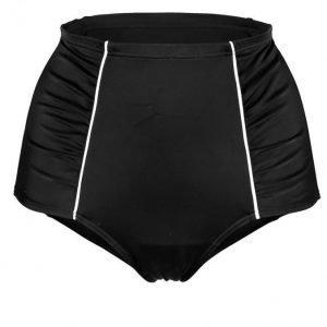 Maritim Bikinihousut Musta / Valkoinen