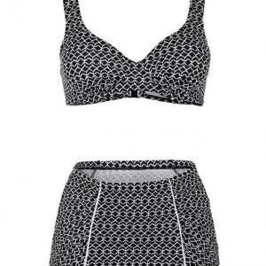 Maritim Bikinit Musta / Valkoinen
