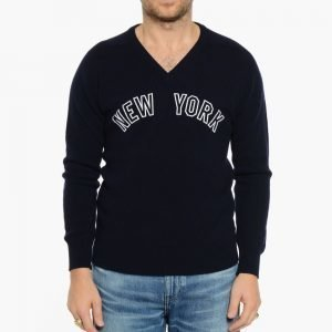 Mark McNairy Lambswool V Neck Sweater