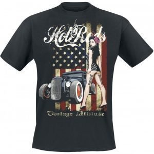 Markus Mayer Vintage Attitude T-paita
