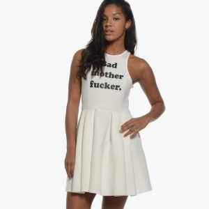 Married to the Mob BMF Neoprene Dress