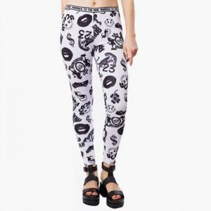 Married to the Mob St Marks Leggings