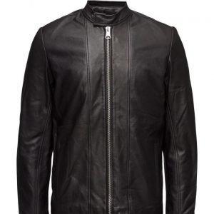 Matinique Wilfred Leather nahkatakki