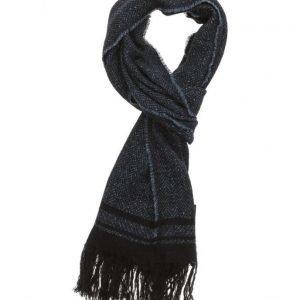 Matinique Zander Herringbone Wool Scarf huivi