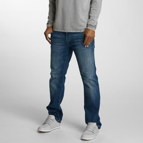 Mavi Jeans Straight Fit Farkut Sininen