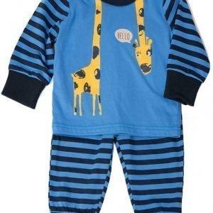 Max Collection Pyjama Vauva Grey