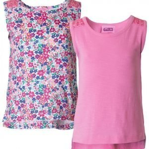 Max Collection Toppi 2 kpl Pink