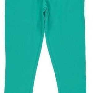 Maxomorra Leggingsit Turquoise Turquoise
