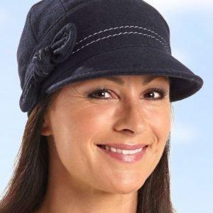 Mayser Hattu Tummansininen