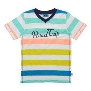 Me Too T-paita Fredy Raidallinen