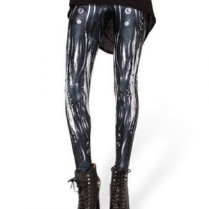 Mechanical Leggings Tights