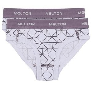 Melton alushousut 2-pakk