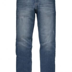 Men Plus Farkut Dark Blue Washed