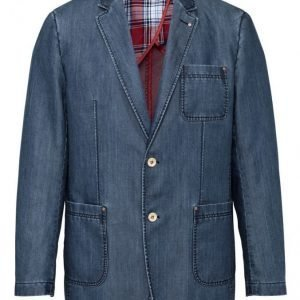 Men Plus Pikkutakki Dark Blue