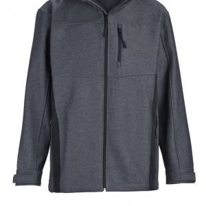 Men Plus Softshell Takki Sininen