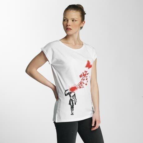 Merchcode T-paita Valkoinen