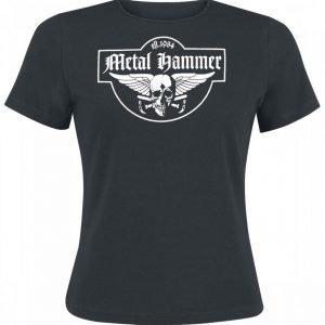 Metal Hammer Skully Naisten T-paita