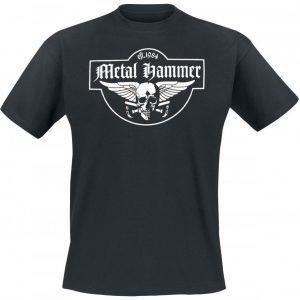Metal Hammer Skully T-paita