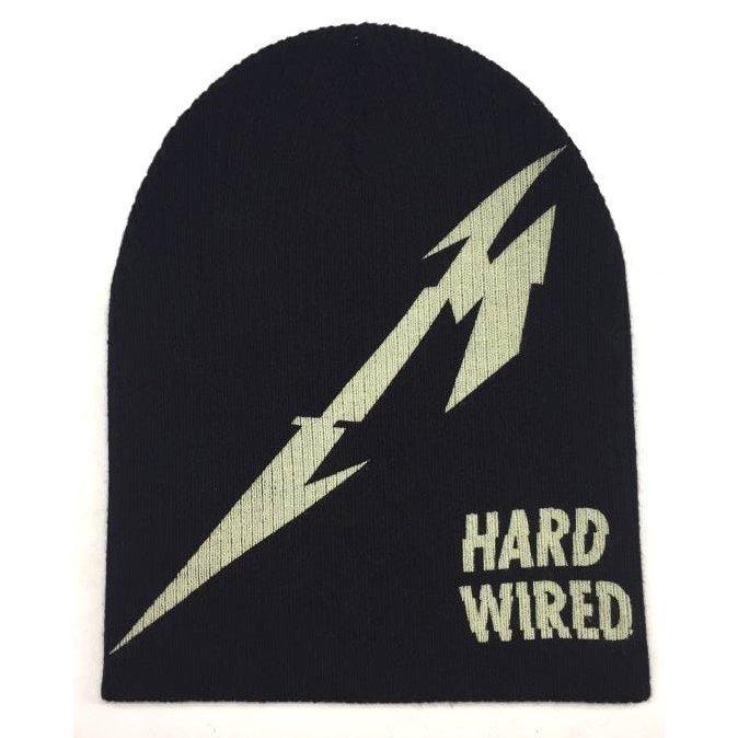 Metallica Beanie Hardwired