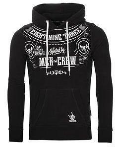 Mex Crew V02 Hoodie Black